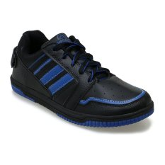 Beli Record Balantin L Sepatu Sneakers Hitam Biru Online