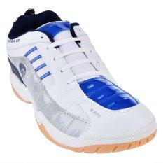 Situs Review Record Magnum Ii Sepatu Badminton Putih Biru