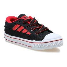 Review Pada Record Roadking Xs Sepatu Sneakers Hitam Merah