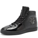 Harga Merah Tinggi Untuk Membantu Men S Board Sepatu Olahraga Dan Rekreasi Sepatu Cermin Cat Sepatu Kulit Hip Hop Hip Sepatu Intl Original
