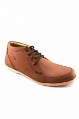 Beli Redknot Erebus 03 Tan Sepatu Sneakers Bonus Sandal Murah
