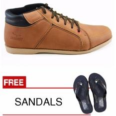 Beli Redknot Giph Tan Bonus Sandal Online Murah