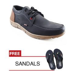 Promo Redknot Standout Black Sepatu Pria Murah