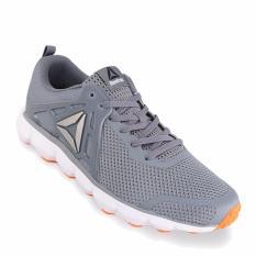 Reebok Hexaffect 5.0 - Sepatu Pria - Abu-abu