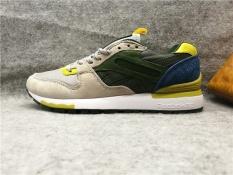 Jual Reebok Sepatu Kasual Pria Gl6000 Olahraga Sepatu Sepatu Lari Reebok Klasik Berjalan Sepatu Grey Green Kuning Ori