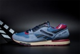 Jual Reebok Sepatu Kasual Pria Gl6000 Olahraga Sepatu Sepatu Lari Reebok Klasik Berjalan Sepatu Navy Blue Intl Reebok Branded