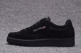 Beli Reebok Sepatu Kasual Wanita Nubuck Suede Loafer Sepatu Reebok Club C Baru Fashion Skateboard Sepatu Hitam Intl Pakai Kartu Kredit