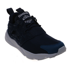 Review Tentang Reebok Men S Furylite Sp Slip On Collegiate Navy Noble Blue Cloud Grey White