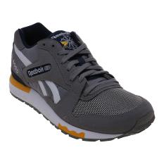 Situs Review Reebok Men S Gl 6000 Pp Sneakers Ch Solid Grey Cllgt Navy Cllgt Gold White