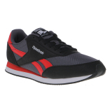 Promo Reebok Royal Cl Jog 2Hs Men S Shoes Black Ashgrey Riotred White Reebok