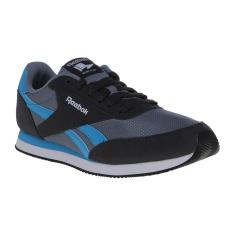 Spesifikasi Reebok Royal Cl Jog 2Hs Men S Shoes Coal Asteroid Dust Wilblue White Black