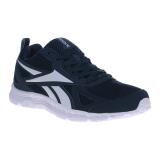 Spesifikasi Reebok Run Supreme Spt Men S Shoes Collegiate Navy Horizon Blue Putih Bagus
