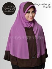 Regina Bergo - Jilbab Jersey Dan Tiara - Jual Hijab & Busana Muslim