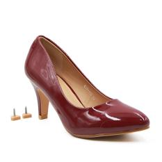 Regina Sepatu Pantofel Wanita 1611 117 D Red Jawa Timur Diskon 50