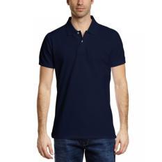 Review Rekas Polo Shirt Polos Blue Navy Dki Jakarta