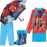 Harga Remaja Anak Laki Laki Spider Man Non Slip Sepatu Karet Sepatu Anak Anak Sepatu Boots Hujan Laba Laba Sepatu Boots Hujan Dengan Bagian Dalam Payung Celana Jas Hujan New