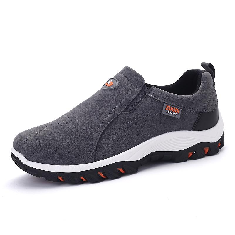 Beli sekarang Luar rumah sepatu Daki gunung pemuda tutupan kaki tidak ada Tali sepatu sepatu kasual pariwisata sepatu mendaki murid Sol Tebal sepatu ...
