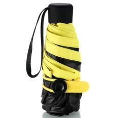 Spesifikasi Remax Payung Lipat Mini Portable Rt U2 Anti Panas Hujan Kecil Ringan Kuning Dan Harganya