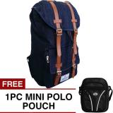 Beli Respect Mountain Backpack Free Mini Pouch Selempang Online Murah