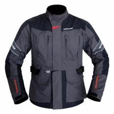 Respiro - Jaket Motor Journey R3.1 - Charcoal Black