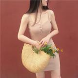 Retro Siswa Perempuan Slim Rok Dalaman Gaun Hitam Baju Wanita Dress Wanita Gaun Wanita Tiongkok