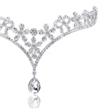 Beli Berlian Imitasi Rambut Demikian Menurut Pernikahan Bride Bunga Bando Kepala Bridal Aksesoris Rambut Intl Tiongkok