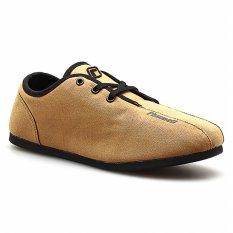 Rhumell Great - Low Cut Sneakers - Cokelat-Hitam