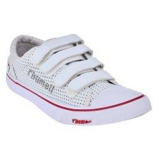 Rhumell J'Co Sepatu Kasual - Putih/Merah