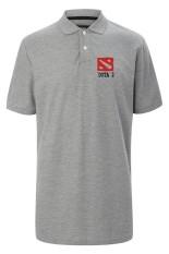 Harga Rick S Clothing Polo Shirt Dota 2 Abu Abu Rick S Clothing Baru