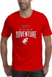 Rick S Clothing Tshirt Surf Adventure Merah Rick S Clothing Diskon 30