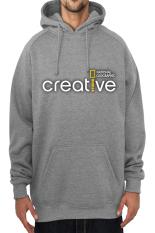 Tips Beli Rick S Clothing Hoodie National Geographic Creative Abu Abu Yang Bagus