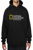 Spesifikasi Rick S Clothing Hoodie National Geographic Deutschland Hitam