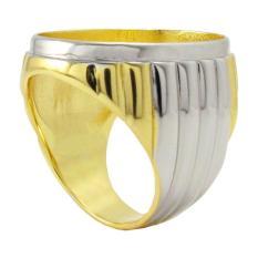 Ring Emban Cincin Perak Hongkong Kadar 925 (150501) - Fzj0tm