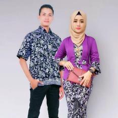 Riuisme - Couple Kebaya Modern / Baju Kondangan / Baju Batik / Baju Gamis / Sarimbit Batik