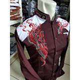 Jual Beli Rizquna Koko Bordir Kombinasi Baju Koko Jasko Bordir Kombinasi Baju Muslim Baru Jawa Timur