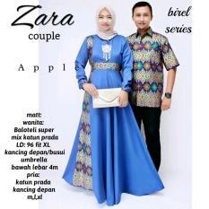 RizqunaBatik - Baju Pesta Batik Gamis Cantik Putri Zhara