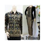 Obral Rizqunabatik Baju Pesta Batik Kebaya Putri Denada Murah