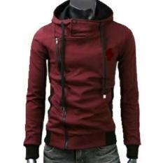 Jual Cepat Rjr Sweater Harakiri Merah Maroon