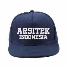 Jual Rluck8888 Snapback Arsitek Indonesia Dongker Online Dki Jakarta