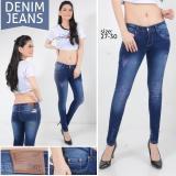 Jual Rnf Fidesti Celana Jeans Wanita Ripped Sofjeans Online Di Dki Jakarta