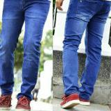 Penawaran Istimewa Rnw Celana Jeans Denim Best Seller Blue Biruwash Terbaru