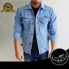 Ulasan Lengkap Tentang Rnw Jaket Jeans Denim Trucker Pria