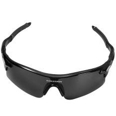 Promo Toko Robesbon Sepeda Outdoor Sunglasses Dengan Lensa Pc Hitam Intl