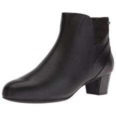 Rockport Womens Total Motion Cherith Waterproof Boot, Black Waterproof, 7 N - intl