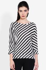 Rodeo  Women Clothing Tops Blouses & Shirts  Wanita Busana Atasan Blus & Kemeja Multicolor Kombinasi Diskon discount murah bazaar baju celana fashion brand branded