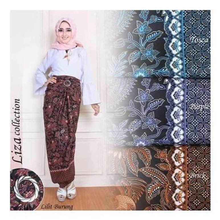 ... Rok Fashion Wanita lilit batik wanita jumbo long skirt