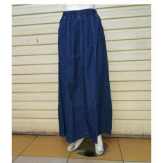 Rok Kulot Jeans/Rok Kulot/Kulot/Rok/Rok Jeans/Rok Panjang