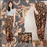 Daftar Harga Rok Lilit Batik Wanita Jumbo Long Skirt Bambi Rok