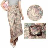 Jual Rok Lilit Batik Wanita Jumbo Long Skirt Callie Online