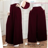 Ulasan Tentang Rok Maxi Panjang Wanita Jumbo Long Skirt Rosmina Red